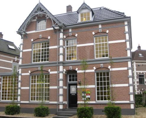 Kantoor van DOOR1DEUR mediation staat in Apeldoorn