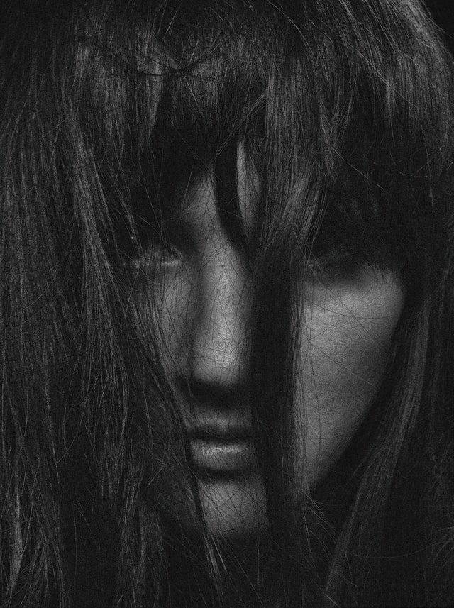 Depressie vrouw