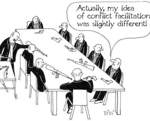 Mediation bij zakelijke conflicten